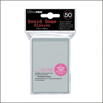 Ultra Pro - Board Game Sleeves Special Size - 54x80mm