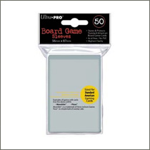 Ultra Pro - Board Game Sleeves American Standard - 56x87mm