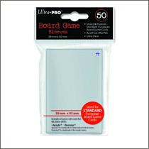 Ultra Pro - Board Game Sleeves European Standard - 59x92mm