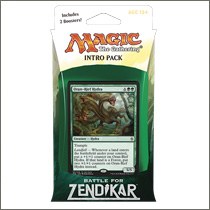Battle for Zendikar Intro Pack: Zendikar\'s Rage