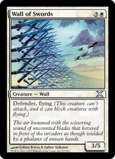 Wall of Swords