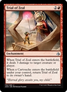 Trial of Zeal