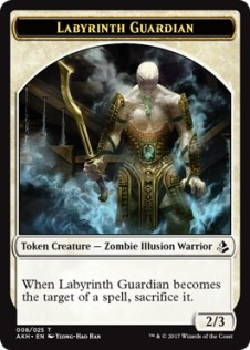 Labyrinth Guardian Token (2/3)