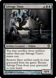 Salvage Titan