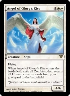 Angel of Glory's Rise