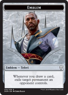 Teferi, Hero of Dominaria Emblem