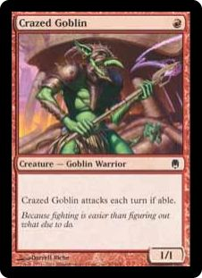 Crazed Goblin