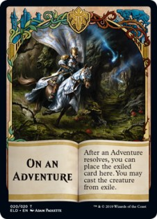 On an Adventure Token