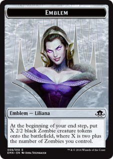 Liliana, the Last Hope Emblem