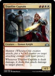 Truefire Captain