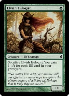 Elvish Eulogist