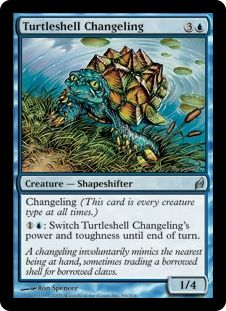 Turtleshell Changeling