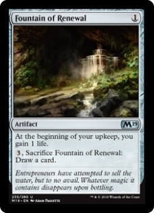 Fountain of Renewal