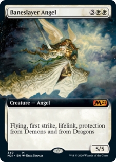 Baneslayer Angel (Extended Art)