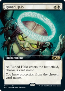 Runed Halo (Extended Art)