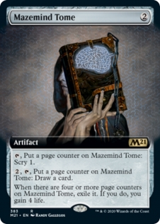 Mazemind Tome (Extended Art)