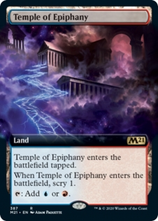 Temple of Epiphany (Extended Art)