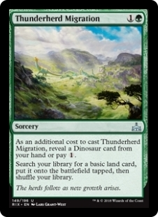 Thunderherd Migration