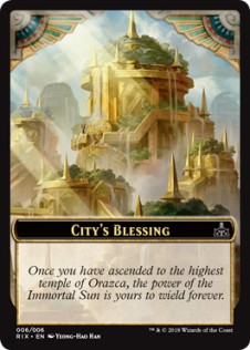 City's Blessing Token