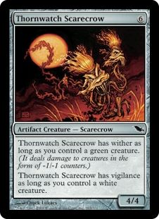 Thornwatch Scarecrow