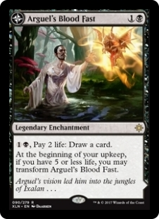 Arguel\'s Blood Fast / Temple of Aclazotz