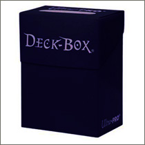 Ultra Pro Deck Box - Blue