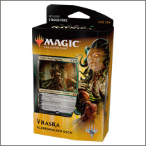 Guilds of Ravnica Planeswalker Deck: Vraska