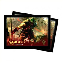 Ultra Pro Gallery Sleeves - Gatecrash - Skarrg Guildmage