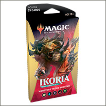 Ikoria: Lair of Behemoths Theme Booster: Monsters