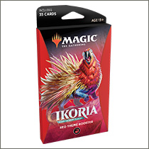 Ikoria: Lair of Behemoths Theme Booster: Red