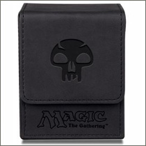 Ultra Pro - Magic - Mana Flip Box - Mat Black
