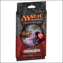Magic 2012 Booster Battle Pack