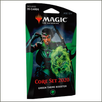 Core Set 2020 Theme Booster: Green