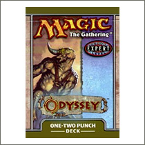 Odyssey Theme Deck: One-Two Punch