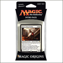 Magic Origins Intro Pack: Brave the Battle