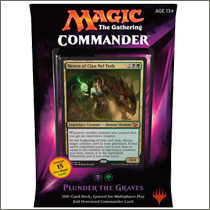 Commander 2015: Plunder the Graves