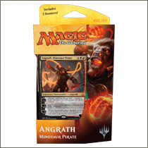 Rivals of Ixalan Planeswalker Deck: Angrath, Minotaur Pirate