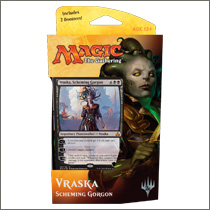 Rivals of Ixalan Planeswalker Deck: Vraska, Scheming Gorgon