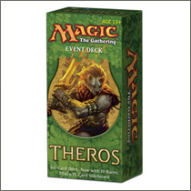 Theros Event Deck: Inspiring Heroics