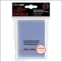 Ultra Pro -Sleeve Covers Standard Deck Protectors (50st)