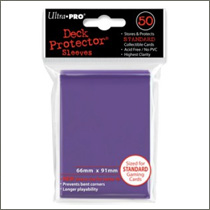 Ultra Pro Sleeves - Purple (50st)
