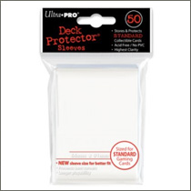 Ultra Pro Sleeves - White (50st)