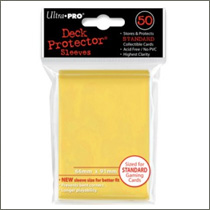 Ultra Pro Sleeves - Yellow (50st)
