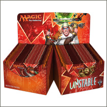 Unstable Booster Display