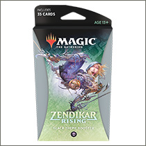 Zendikar Rising Theme Booster: Black