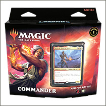 Commander Legends Commander Decks: Arm For Battle
