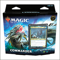 Commander Legends Commander Decks: Reap The Tides