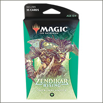 Zendikar Rising Theme Booster: Green