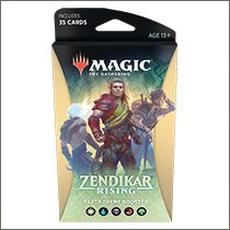 Zendikar Rising Theme Booster: Party