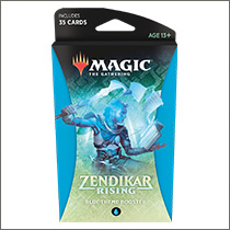 Zendikar Rising Theme Booster: Blue